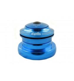 Dirección Semi-Integrada Externa El Gallo 1.1/8-1.1/5 Azul
