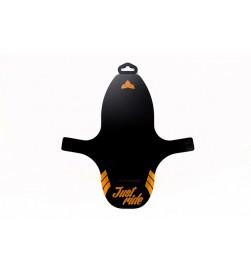 Guardabarros El Gallo Components Just Ride Negro/Naranja