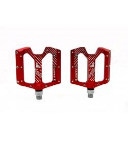 Pedales Plataforma El Gallo Grvty Rojo