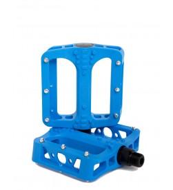 Pedales Plataforma El Gallo Eco Fiber Azul