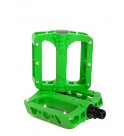 Pedales Plataforma El Gallo Eco Fiber Verde