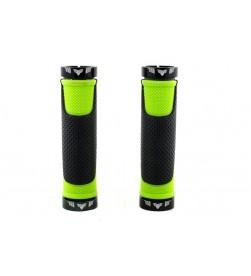 Puños  El Gallo Components Comfort Negro/Verde