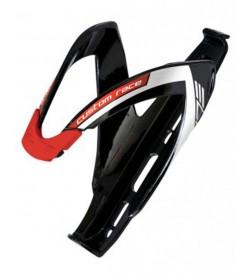 Porta Bidón Elite Custom Race Negro-Rojo