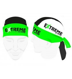 Pañuelo pirata bandana Extreme Dry Clyme Verde