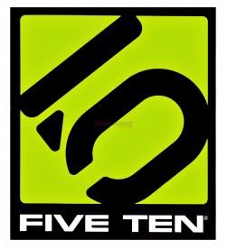 Pegatinas Adhesivo Five Ten (Amarillo Fluor)