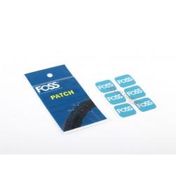 Parches Autoadhesivos para cámaras FOSS Pack 6