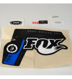 Kit Pegatinas Adhesivos Horquilla Fox Van 36 11