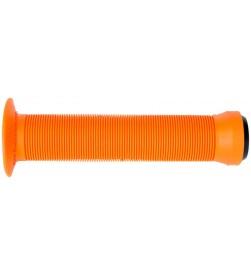 Puños Fixie BMX Circle Black OPS Colores Naranja