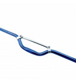Manillar Mtb Azul Aluminio + Refuerzo