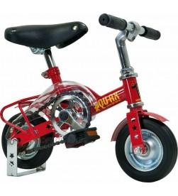 "Mini Bicicleta Payaso 6"" Minibike Roja"