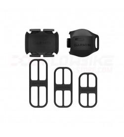 Kit sensores de cadencia y velocidad Garmin Bluetooth/Ant+