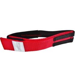 Strap Calapie Fixie Gusset Calapie Velcro Color Rojo