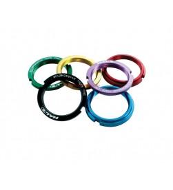 Tapa a rosca de colores para el piño Halo (lockring)