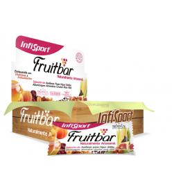 Infisport Fruit Bar Sin Gluten