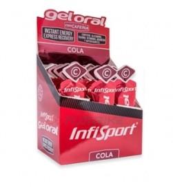 Infisport Gel Oral - Sabor Cola (Sobres sueltos / Caja)