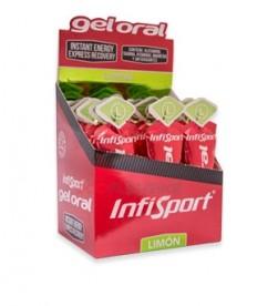 Infisport Gel Oral - Sabor Limon (Sobres sueltos / Caja)