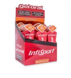 Infisport Gel Oral - Sabor Naranja (Sobres sueltos / Caja)