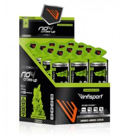 Caja Infisport ND4 Cross Up 50grs Manzana verde