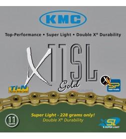 Cadena KMC X11SL Gold 11v