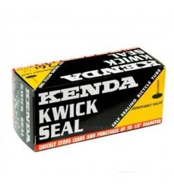 Cámara Kenda 27.5x2.0-2.35 con liquido antipinchazos v.presta