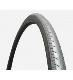 Cubierta Kenda Kontender 700x23c negra/gris (ideal para rodillo)