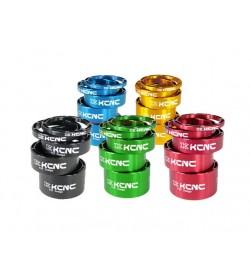 Espaciadores Direccion 1.1/8 KCNC 3 anillos (colores)