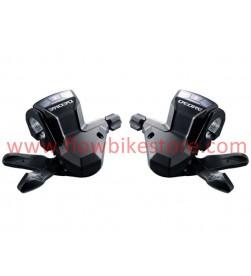 Mandos de Cambio Shimano Deore SL-M590 3x9v