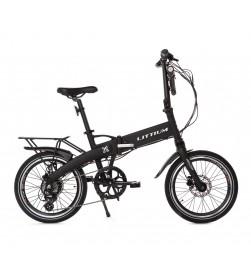 Bicicleta electrica plegable Littium Ibiza Dogma