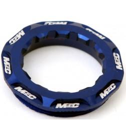 Cierre Cassette MSC Aluminio Azul CNC 12d