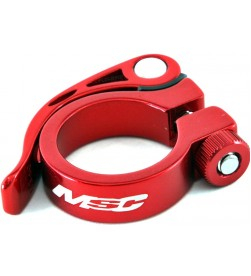 Cierre Tija sillin MSC QR Rojo (Varias Medidas)
