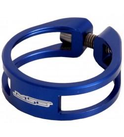 Cierre tija sillín MSC Ultralight Aluminio Azul 31.8mm (Tornillo Titanio)