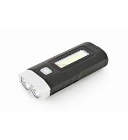 Luz Delantera MSC 900 lumens (Cargador USB)