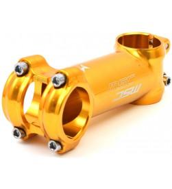 Potencia MSC 31.8mm 7º 100mm Aluminio 6061 Oro