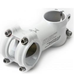 Potencia MSC 31.8mm 7º 70mm Aluminio 6061 Blanco