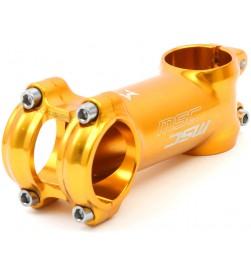 Potencia MSC 31.8mm 7º 90mm Aluminio 6061 Oro