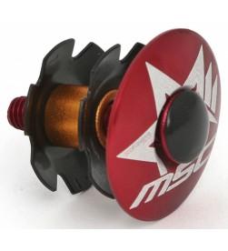 Tapa Dirección MSC Ultralight Rojo