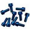 Tornillo Aluminio MSC M5 Azul (Varias longitudes)