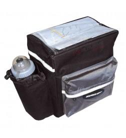 Bolsa transporte manillar semi-rigida 14 lts manillar entre 22.2-31.8mm