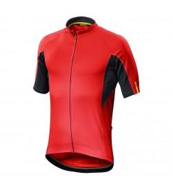 Maillot MAVIC Aksium Jersey Racing (Rojo/Negro)