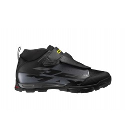 Zapatillas automaticas Mavic Deemax Elite Black/Smoke