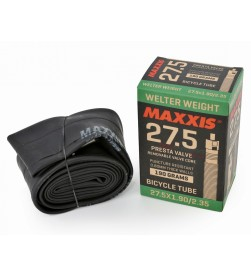 Cámara Maxxis Welter Weight 27.5x1.9/2.35 v.fina 48mm
