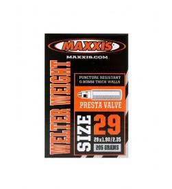 Cámara Maxxis Welter Weight 29x1.90/2.35 v.fina (presta)