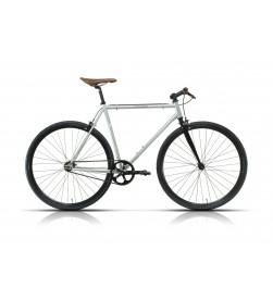 Bicicleta Fixie Megamo NoName Plata