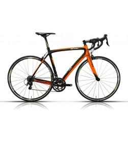 Bicicleta Carretera Megamo R15 105 11v - Naranja 2017