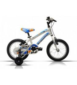 "Bicicleta Megamo 14"" Kid Boy Azul"