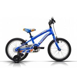 "Bicicleta Megamo 16"" Kid Boy Azul"