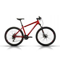 """Bicicleta Megamo 27.5"""" Natural 50 Rojo"""