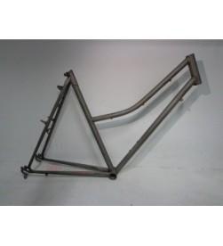Cuadro Bicicleta Paseo Sin Pintar