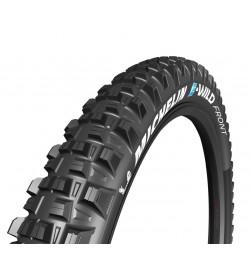 Cubierta Michelin E-Wild Front 27.5x2.60 Tubeless ready E-GUM-X reforzada