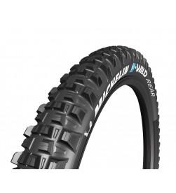 Cubierta Michelin E-Wild Rear 27.5x2.60 Tubeless ready E-GUM-X reforzada